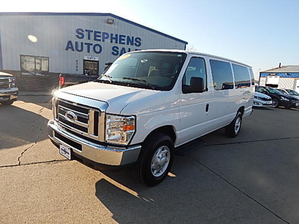 2008 Ford Econoline  - Stephens Automotive Sales