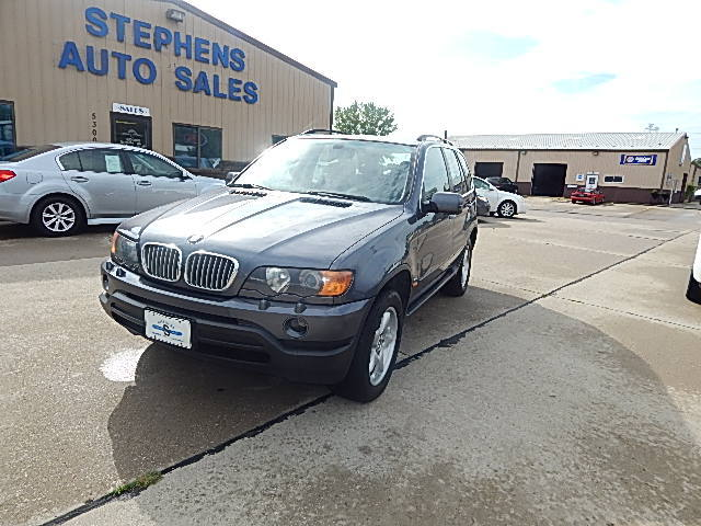 2002 Bmw X5 44i Stock 24 Johnston Ia 50131