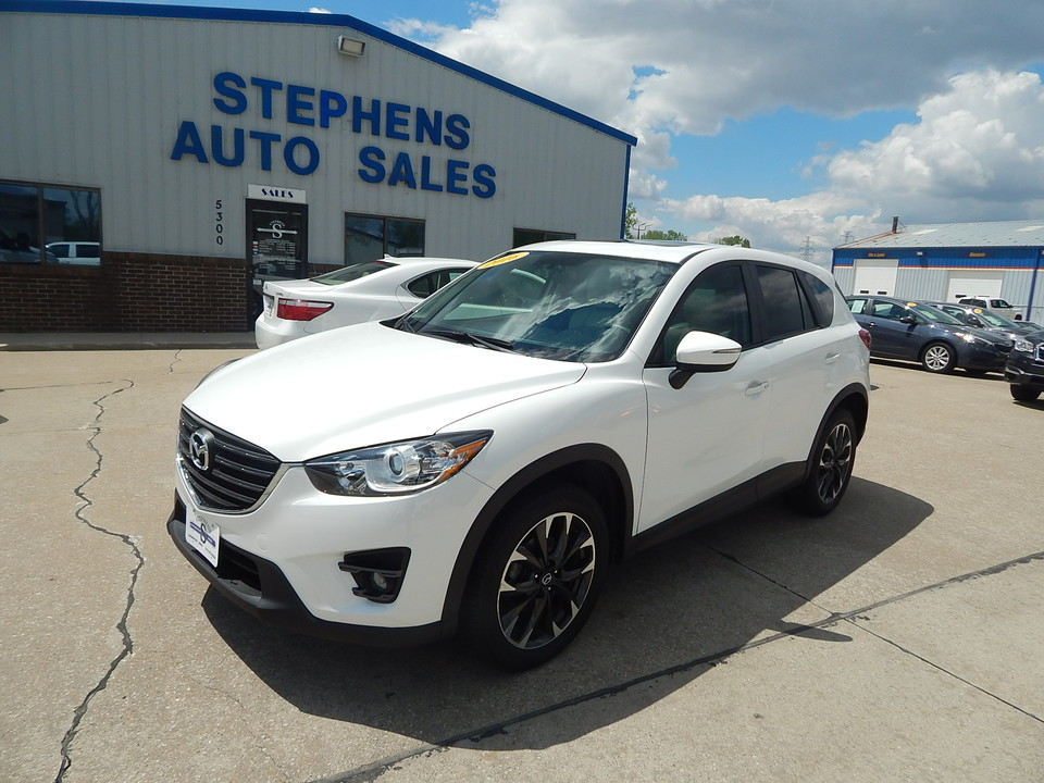 2016 Mazda CX-5  - Stephens Automotive Sales