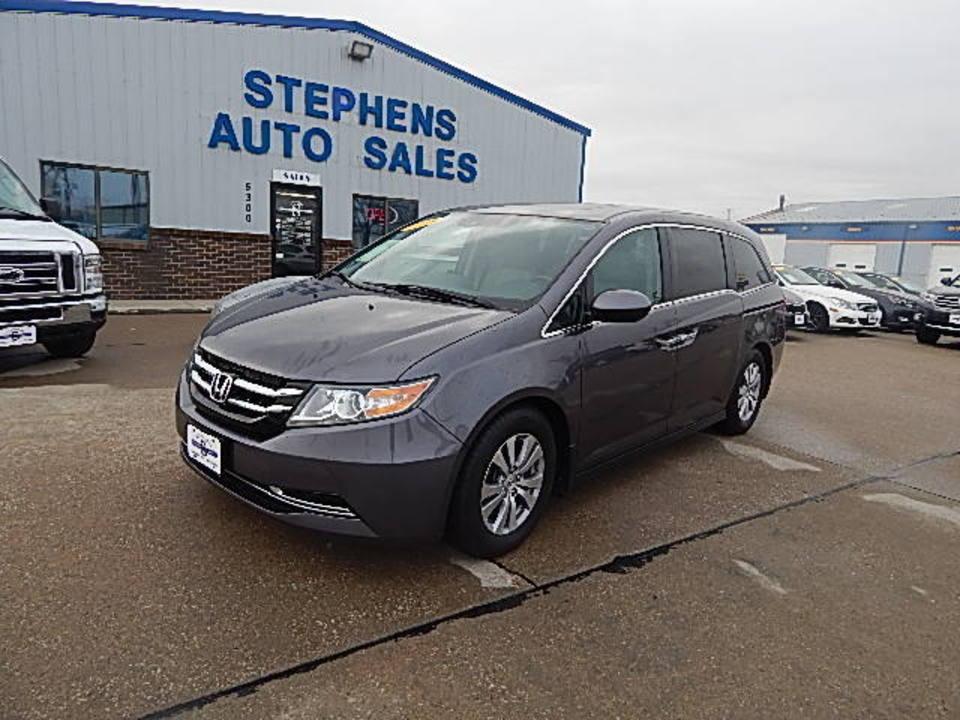 2015 Honda Odyssey  - Stephens Automotive Sales