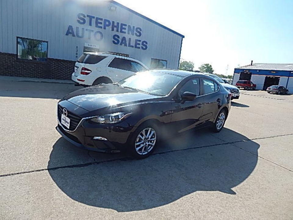 2016 Mazda Mazda3  - Stephens Automotive Sales