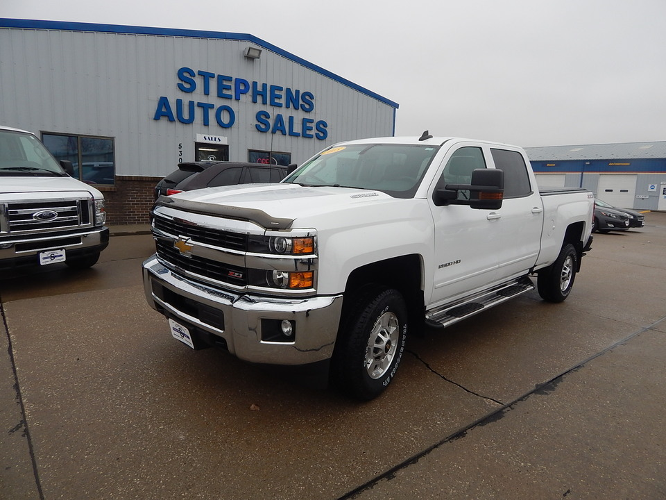 2015 Chevrolet Silverado 2500HD Built After Aug 14  - Stephens Automotive Sales