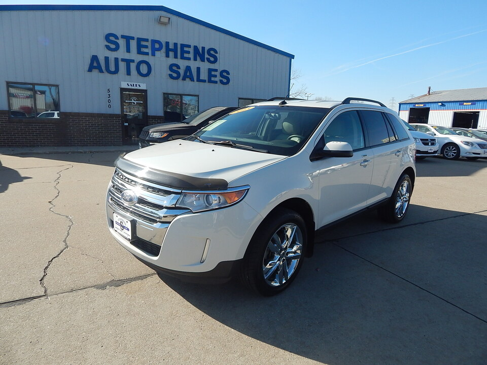 2011 Ford Edge SEL  - 10S  - Stephens Automotive Sales