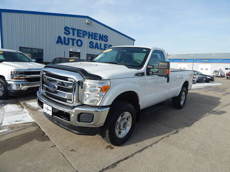 2012 Ford F-250 XLT for Sale  - B11216  - Stephens Automotive Sales