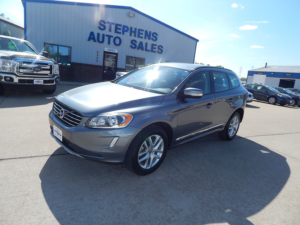 2017 Volvo XC60  - 3X  - Stephens Automotive Sales