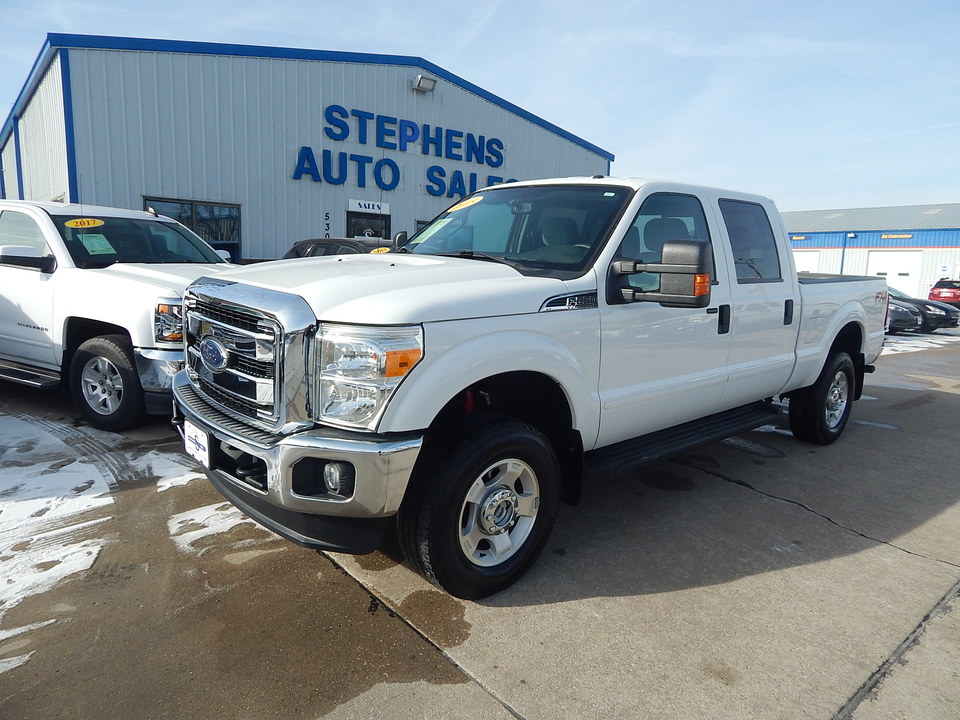2015 Ford F-250 XLT  - C39728  - Stephens Automotive Sales