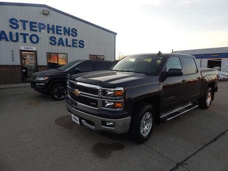 2015 Chevrolet Silverado 1500 LT for Sale  - G480011  - Stephens Automotive Sales
