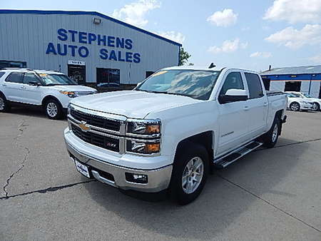 2015 Chevrolet Silverado 1500 LT for Sale  - 464739  - Stephens Automotive Sales