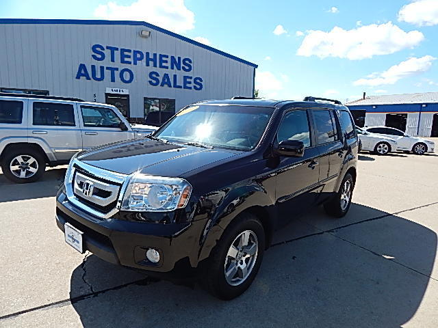 2011 Honda Pilot  - Stephens Automotive Sales