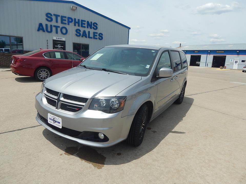 2015 Dodge Grand Caravan  - Stephens Automotive Sales