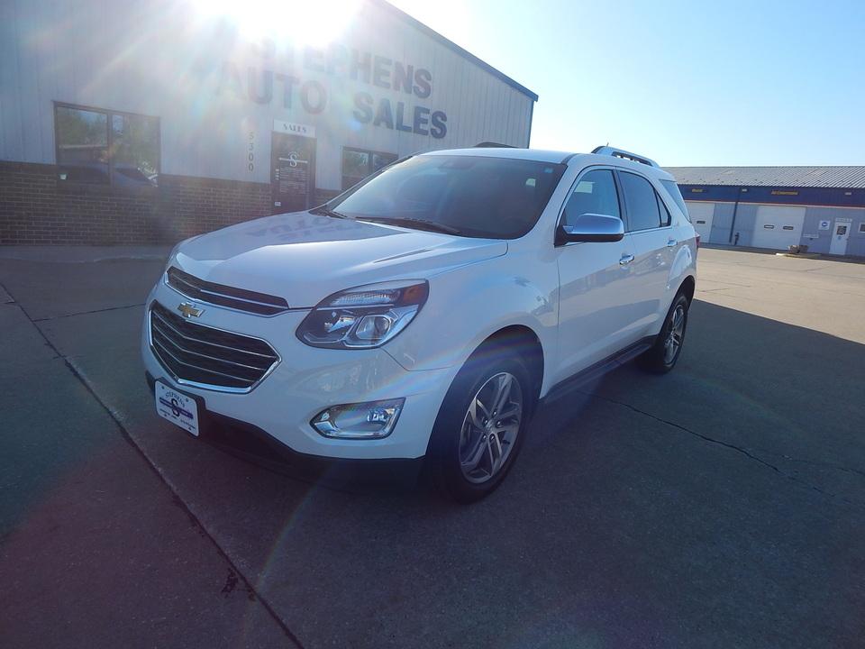 2016 Chevrolet Equinox  - Stephens Automotive Sales