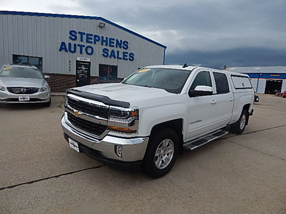 2016 Chevrolet Silverado 1500 LT  - 213107  - Stephens Automotive Sales