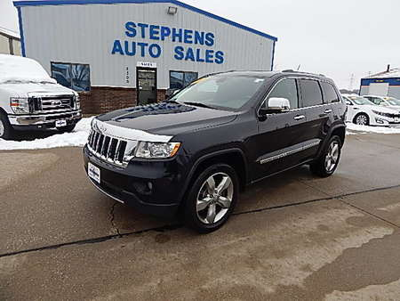 2011 Jeep Grand Cherokee Limited for Sale  - 12  - Stephens Automotive Sales