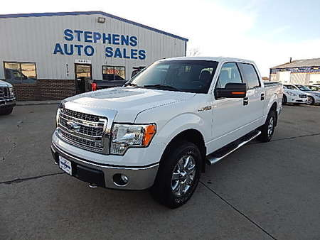 2014 Ford F-150 XLT for Sale  - D28253  - Stephens Automotive Sales