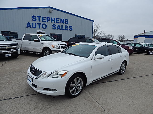 2010 Lexus GS 350  - Stephens Automotive Sales