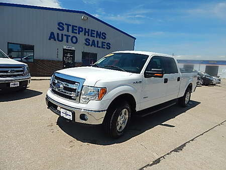 2013 Ford F-150 XLT for Sale  - E25196  - Stephens Automotive Sales
