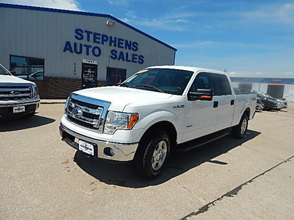 2013 Ford F-150 XLT  - E25196  - Stephens Automotive Sales