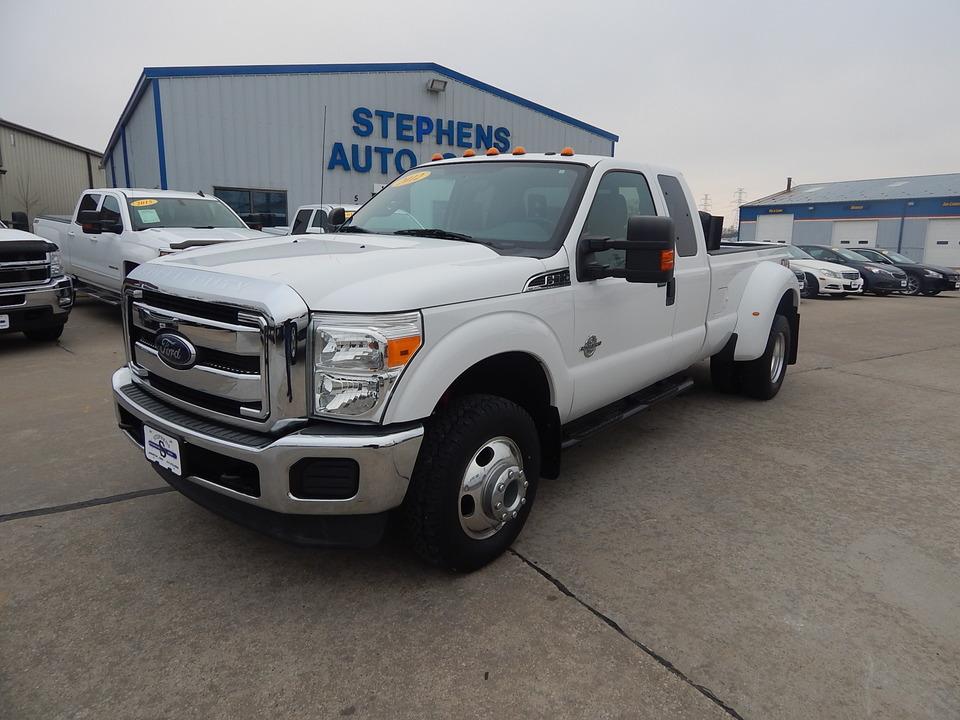 2012 Ford F-350  - Stephens Automotive Sales