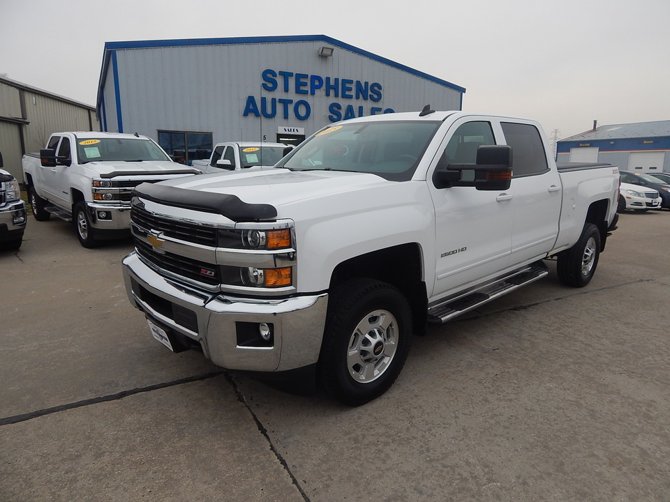 2015 Chevrolet Silverado 2500HD Built After Aug 14 LT  - FF582171  - Stephens Automotive Sales