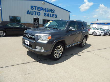 2013 Toyota 4Runner Limited for Sale  - 25N  - Stephens Automotive Sales