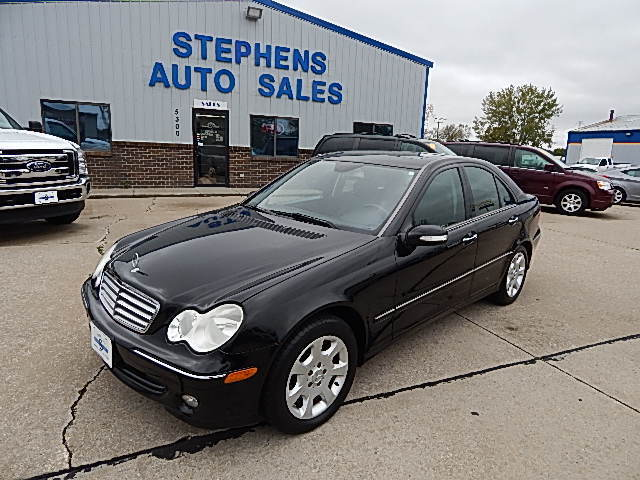 2005 Mercedes Benz C Class C240 4MATIC ALL WHEEL DRIVE