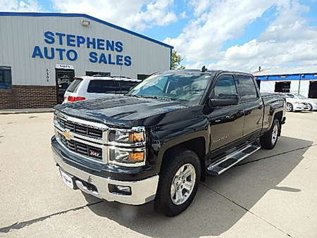 2015 Chevrolet Silverado 1500 LT for Sale  - 488662  - Stephens Automotive Sales