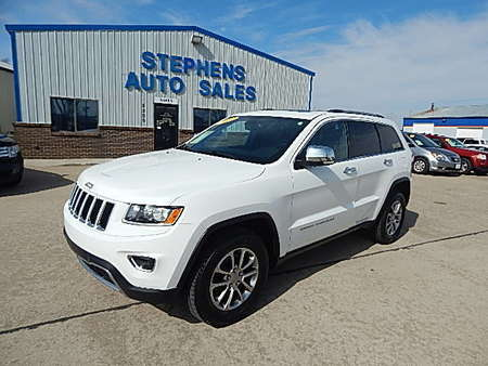 2015 Jeep Grand Cherokee Limited for Sale  - 830815  - Stephens Automotive Sales