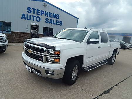 2015 Chevrolet Silverado 1500 LT for Sale  - 465298  - Stephens Automotive Sales