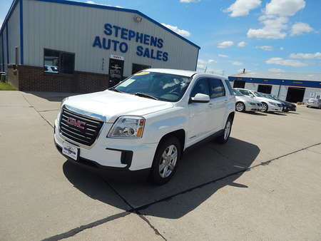 2016 GMC TERRAIN SLE for Sale  - 12O  - Stephens Automotive Sales