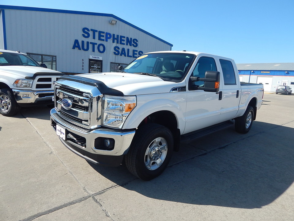 2015 Ford F-250 XLT  - C39730  - Stephens Automotive Sales