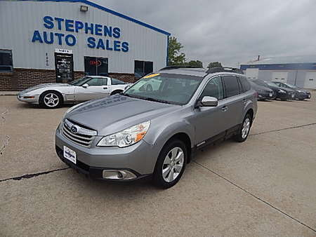 2010 Subaru Outback Prem All-Weathr/Pwr Moon for Sale  - 28J  - Stephens Automotive Sales