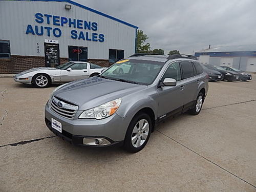 2010 Subaru Outback  - Stephens Automotive Sales