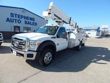 2011 Ford F-550 XLT for Sale  - A43493  - Stephens Automotive Sales