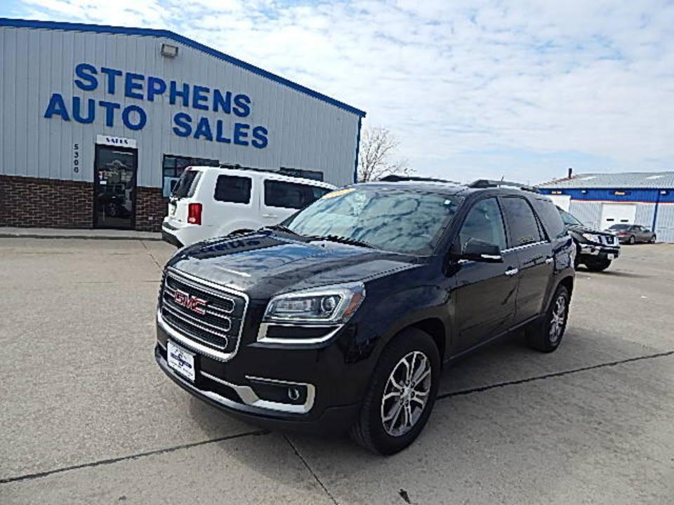 2013 GMC Acadia  - Stephens Automotive Sales
