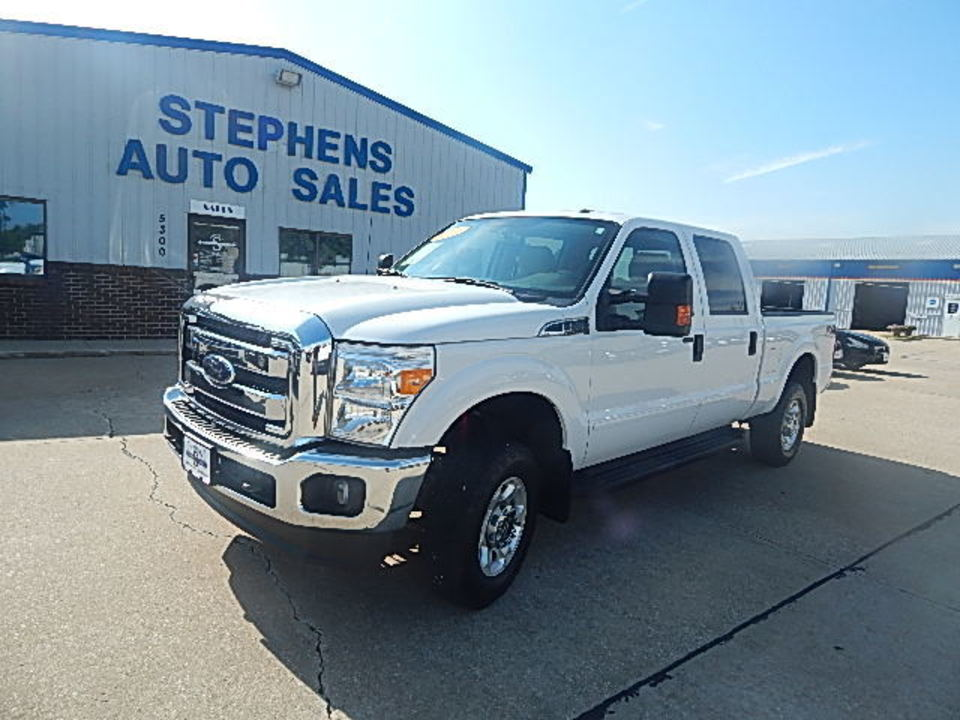 2016 Ford F-250 XLT  - A86336  - Stephens Automotive Sales