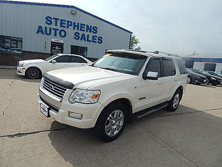 2007 Ford Explorer Limited for Sale  - 27O  - Stephens Automotive Sales