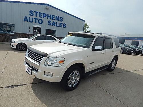 2007 Ford Explorer  - Stephens Automotive Sales