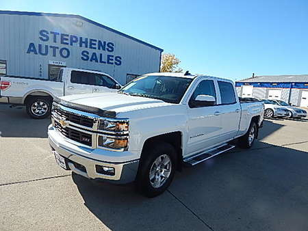2015 Chevrolet Silverado 1500 LT for Sale  - 464518  - Stephens Automotive Sales