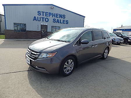 2014 Honda Odyssey EX-L for Sale  - 4Q  - Stephens Automotive Sales