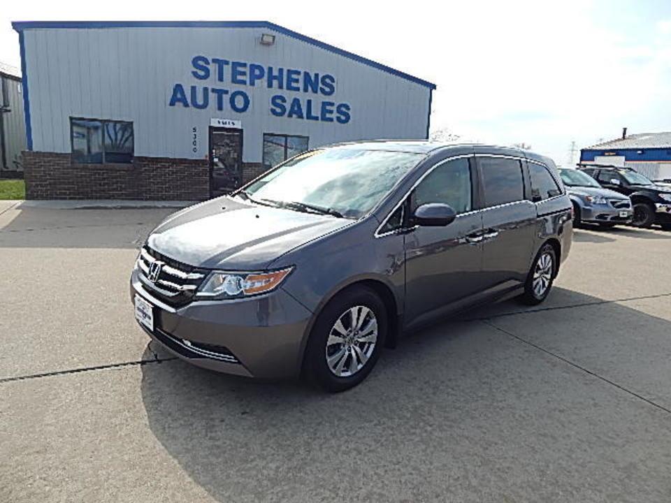 2014 Honda Odyssey  - Stephens Automotive Sales