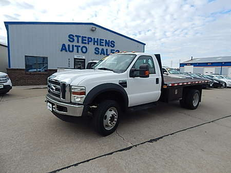 2008 Ford F-550 XLT for Sale  - C85317  - Stephens Automotive Sales