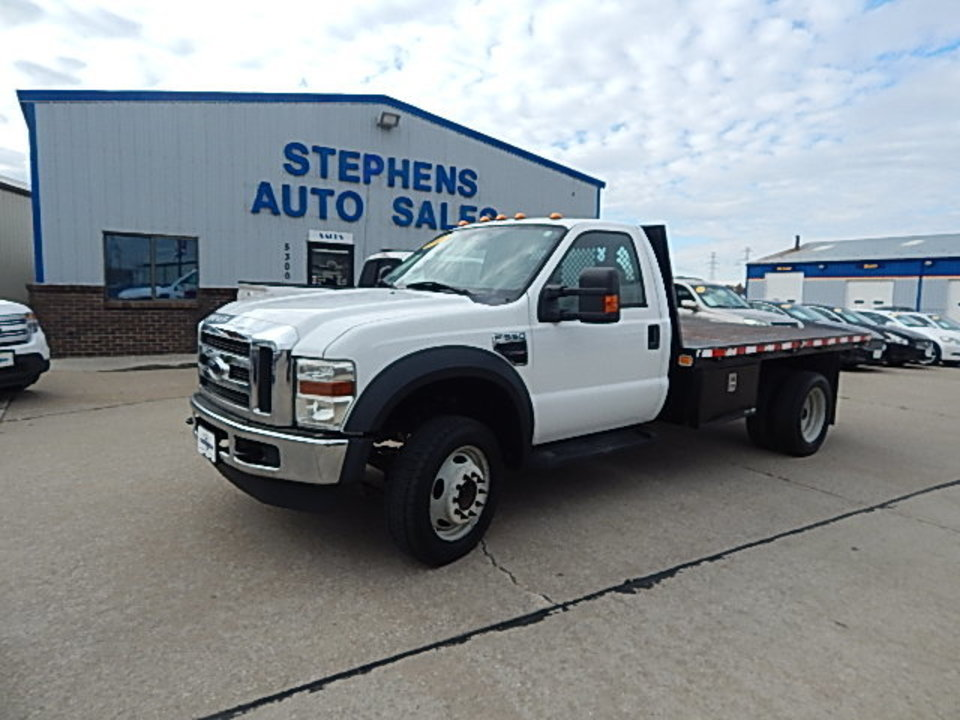2008 Ford F-550  - Stephens Automotive Sales