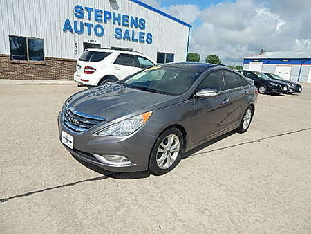 2012 Hyundai Sonata 2.4L Limited for Sale  - 4R  - Stephens Automotive Sales