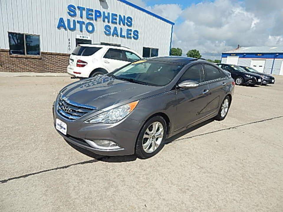2012 Hyundai Sonata  - Stephens Automotive Sales