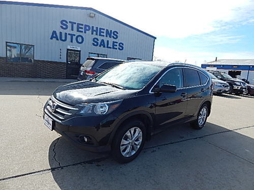 2014 Honda CR-V  - Stephens Automotive Sales