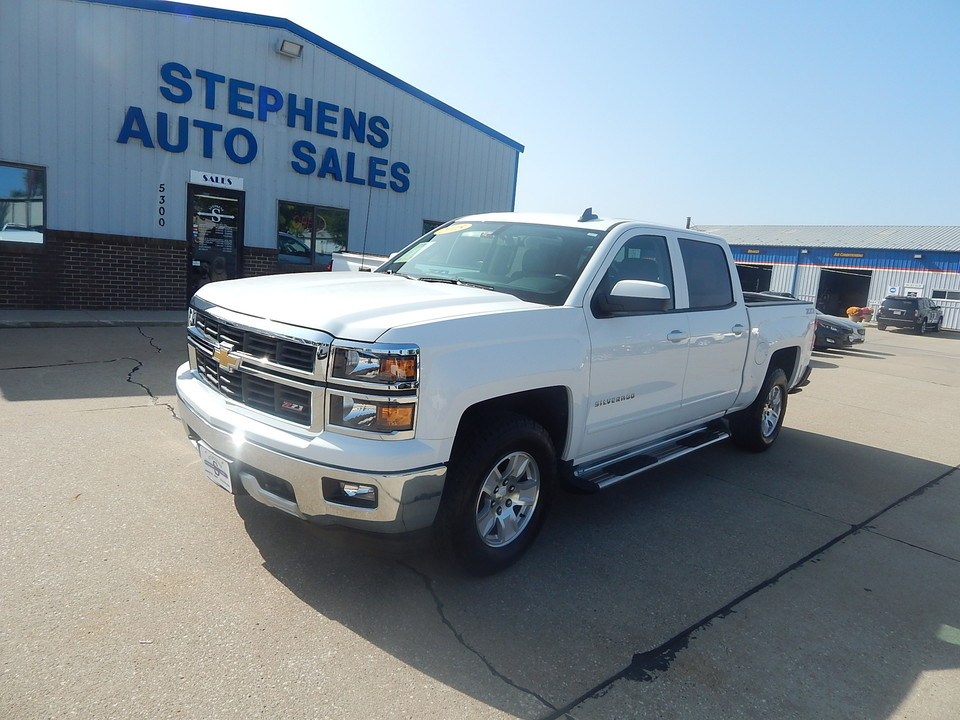 2015 Chevrolet Silverado 1500 LT  - 480361  - Stephens Automotive Sales