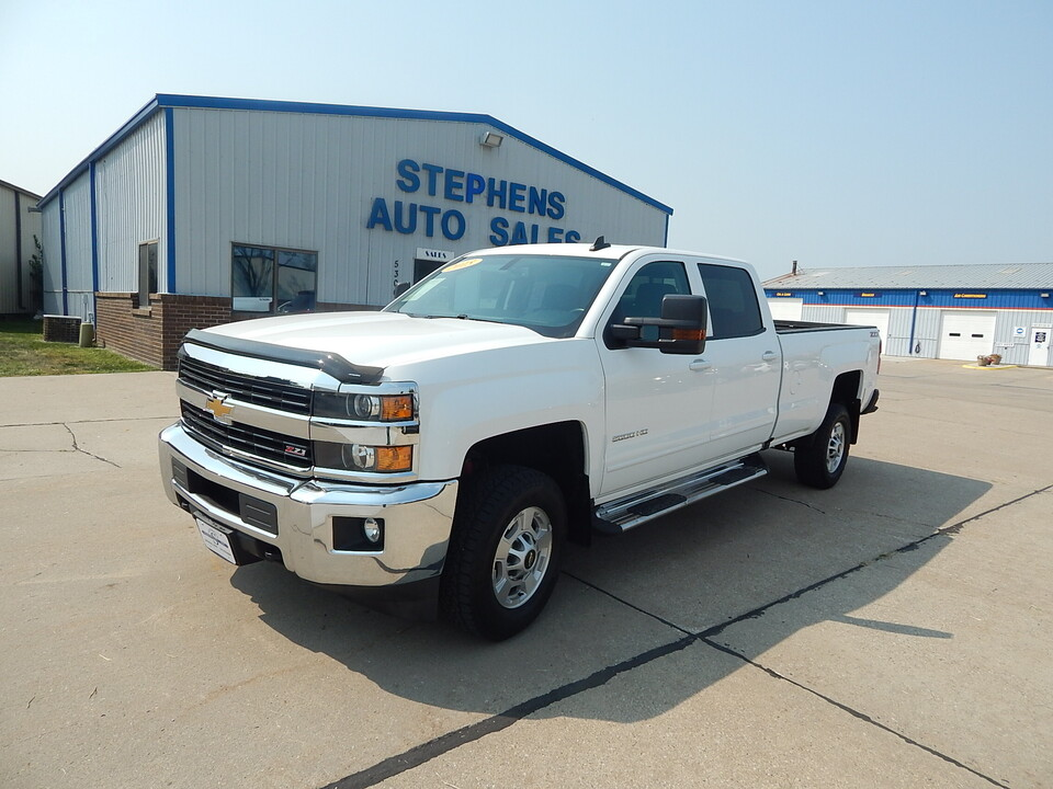 2015 Chevrolet Silverado 2500HD Built After Aug 14 LT  - 665736  - Stephens Automotive Sales