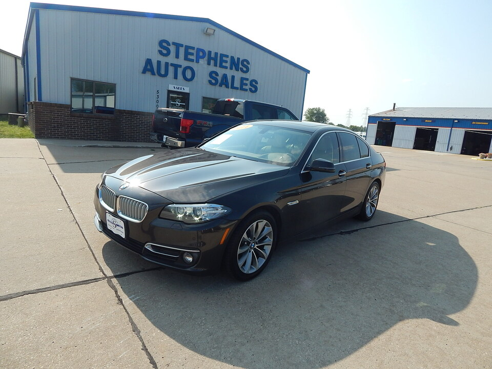 2014 BMW 5 Series 528i xDrive  - 16AB  - Stephens Automotive Sales