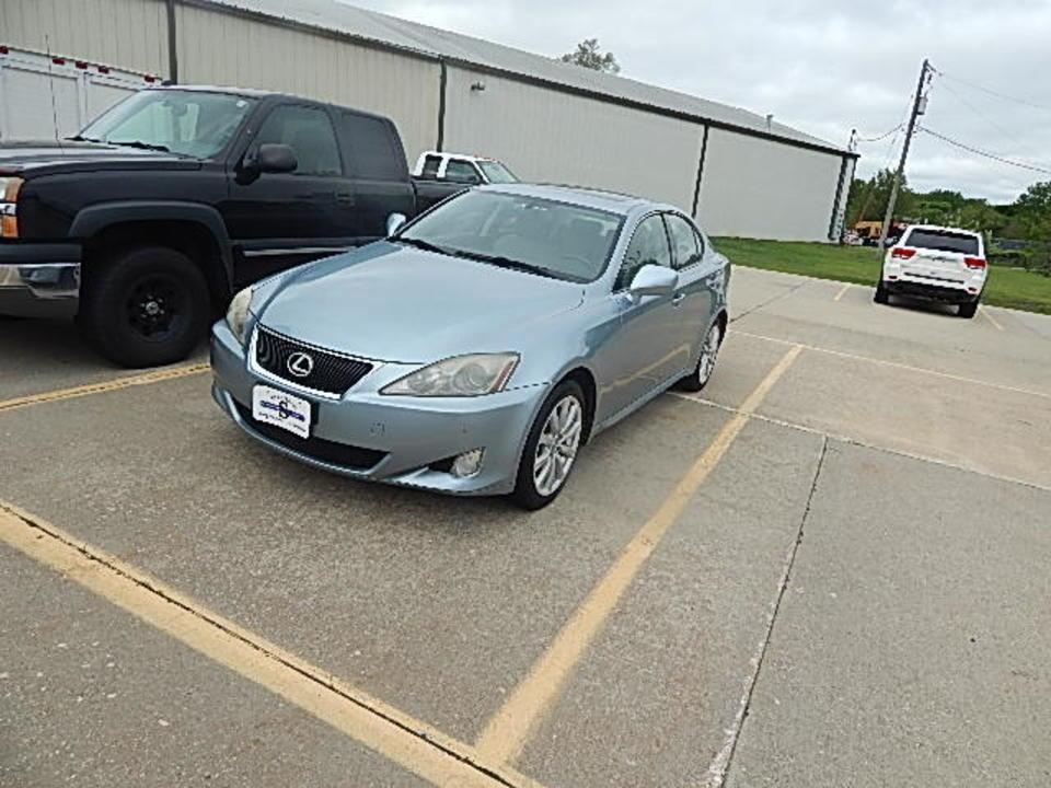 2006 Lexus IS 250  - Stephens Automotive Sales