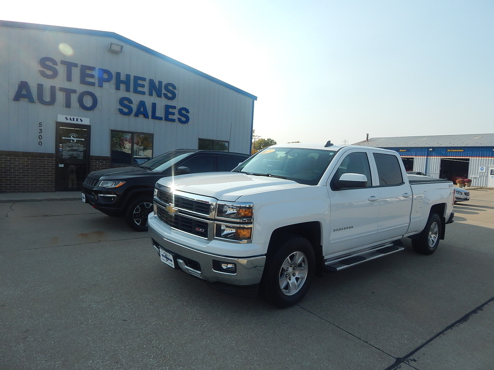 2015 Chevrolet Silverado 1500 LT  - 471951  - Stephens Automotive Sales
